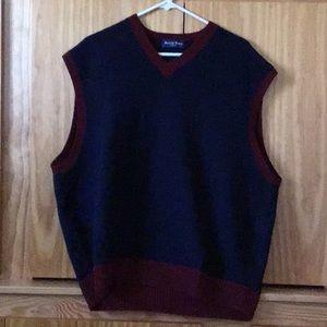 Men's Austin reed London 100% Lambs wool sweater
